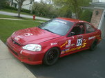 Honda Civic Road Racing-SLT  for sale $11,000
