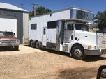 1991 Perterbuilt w 2 car stacker   for sale $85,000