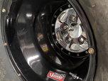 """SANDER ENGINEERING 15 RIMS 16 WIDE 5 on 4.75 5"""" BACK S  for sale $1,000"""