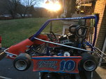 complete race ready Rage Nitro Jr   for sale $1,950