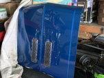 '72 nova SS hood and trunk lid  for sale $600