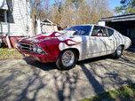 Beautiful 1969 Chevelle Drag Car