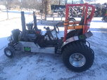 Mini rod pulling tractor  for sale $5,800