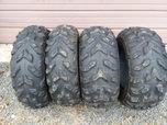 ATV / UTV Tires Set Of 4  for sale $195