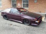 1986 toyota corolla sr5 drag car  for sale $18,000
