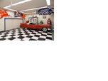Race deck Diamond Flooring NIB 528 sq ft  for sale $600