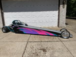 Halfscale  Extreme Jr Dragster  for sale $3,200