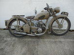 1949 France Motorcycle  for sale $4,000