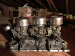 SBC Tri Power Setup Comple gasser ratrod prostreet  for sale $1,650