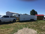 790 Jr and 40 ft hauler package  for sale $17,900