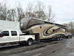 Tow Vehicle and 5th Wheel  for sale $105,000