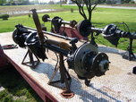 GM one ton 4x4 dually axles with 4;10 gears  for sale $2,000