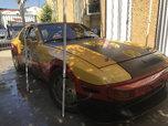 1984 Porsche 944  for sale $9,500