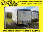 2021 8.5 x 24 ATC Enclosed Trailer  for sale $18,499