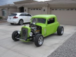 1933 Chevy 3 Window  for sale $18,000