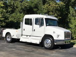 Freightliner crew cab FL 60   for sale $36,500