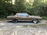 1985 Chevrolet Monte Carlo  for sale $6,000