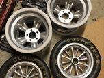 American racing magnesium wheels  for sale $4,000