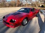 1989 Chevrolet Camaro  for sale $39,900