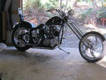 1948 HARLEY PANHEAD CHOPPER  for sale $17,500