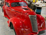 """1937 CHEVY PRO MOD """"ROLLING"""""""
