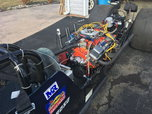 Rear Engine Dragster