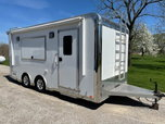 Intek Aluminum trailer