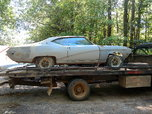 1969 Buick GS 400  for sale $7,500