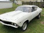 1969 chevelle drag car roller  for sale $5,500