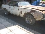 1969 Chevrolet Camaro  for sale $16,500