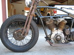FS: 1929 Harley-Davidson JD Project  for sale $6,850