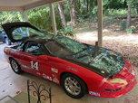 1994 Chevrolet Camaro American Sedan Race Car  for sale $12,000