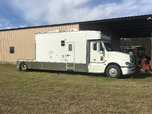 2005 Columbia with 17 ft Haulmark box  for sale $105,000