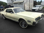 1968 Mercury Cougar  for sale $11,900