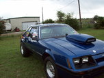 86 mustang small tire car  for sale $12,500