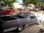 1970 El Camino PRO STREET / Fresh Build   for sale $10,000