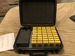 Westhold Transponders 45 and Charging case  for sale $6,250