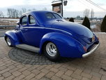 1939 Ford Coupe Steel Body Supercharged Street Monster!!