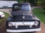 1954 Ford F-100  for sale $10,500