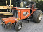 D21 Allis Pulling Tractor  for sale $21,500