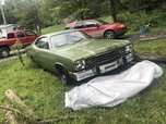 1973 Plymouth Duster  for sale $6,000