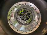 Pair WELD 16X16 DOUBLE BEADLOCKS Polished V Series  for sale $3,000
