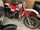 1985 Yamaha yz250 professionally restored  for sale $4,500