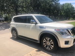 2018 Nissan Armada  for sale $35,000