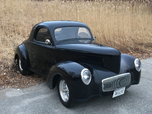 1941 Willy's coupe  for sale $55,000