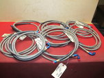 -6AN Stainless Steel Braided Fuel Line  for sale $55
