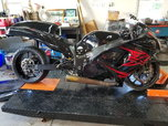 2011 hayabusa Dragbike  for sale $15,000