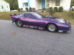 Nice 1990 Corvette Stretched to 104""
