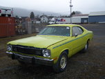 1973 Plymouth Duster  for sale $2,500