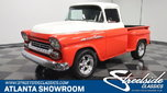 1958 Chevrolet Apache  for sale $35,995